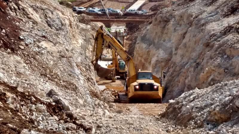 McKinstrys Rock Excavation (2)